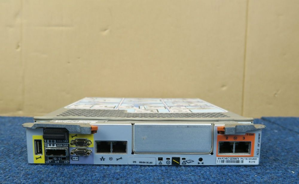 EMC 110-123-002D iSCSI Storage Processor / Controller With BBU For VNXe3100